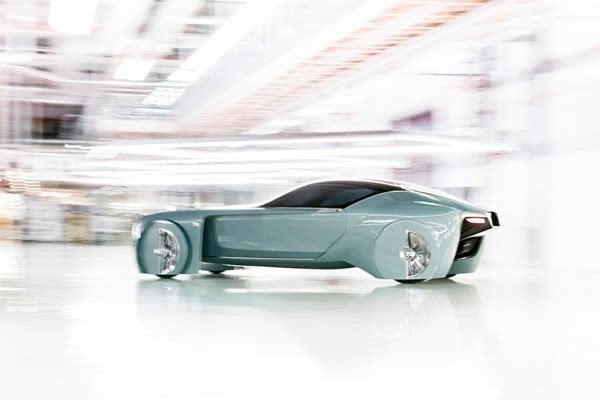 劳斯莱斯首款概念车:搭自动驾驶+零污染的照片 - 1