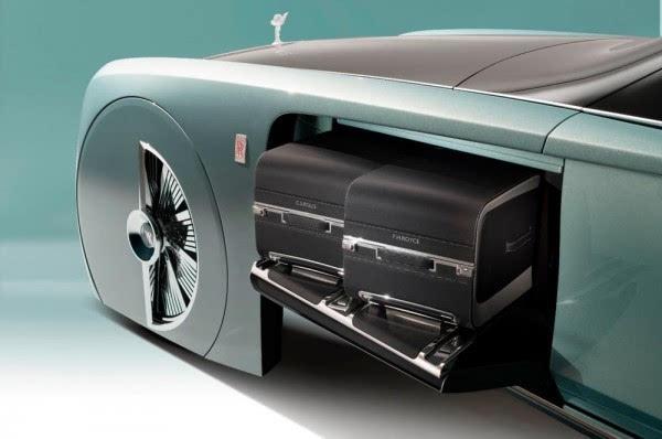 劳斯莱斯首款概念车:搭自动驾驶+零污染的照片 - 7