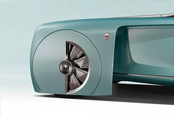 劳斯莱斯首款概念车:搭自动驾驶+零污染的照片 - 8