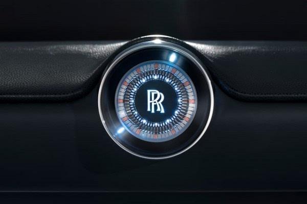 劳斯莱斯首款概念车:搭自动驾驶+零污染的照片 - 10