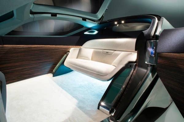 劳斯莱斯首款概念车:搭自动驾驶+零污染的照片 - 11