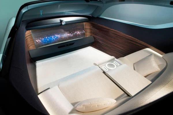 劳斯莱斯首款概念车:搭自动驾驶+零污染的照片 - 12