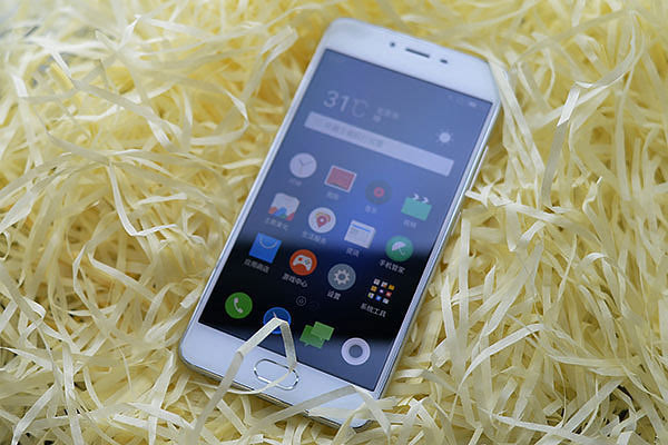 魅蓝3s上手:699元手机也有前置指纹识别啦的照片 - 1