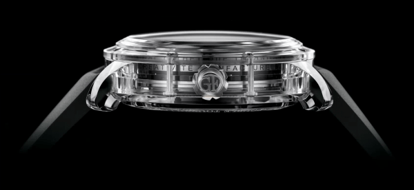 全透明蓝宝石手表将面世:晶莹剔透售价840万元的照片 - 3