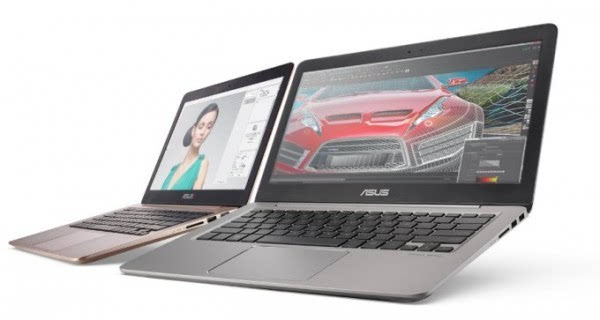 华硕发布Zenbook新品 超薄机身+NVIDIA显卡的照片 - 4