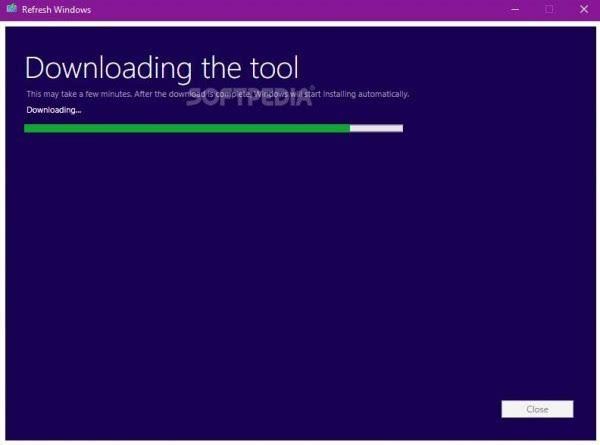 纯净安装Windows 10官方工具使用体验的照片 - 3