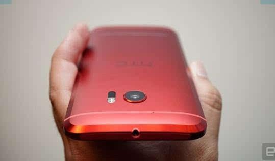 HTC 10夕光红图赏的照片 - 5