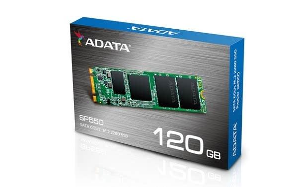 威刚发布Premier SP550 M.2 2280 SATA SSD新品的照片 - 2
