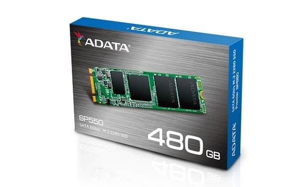 威刚发布Premier SP550 M.2 2280 SATA SSD新品的照片 - 4