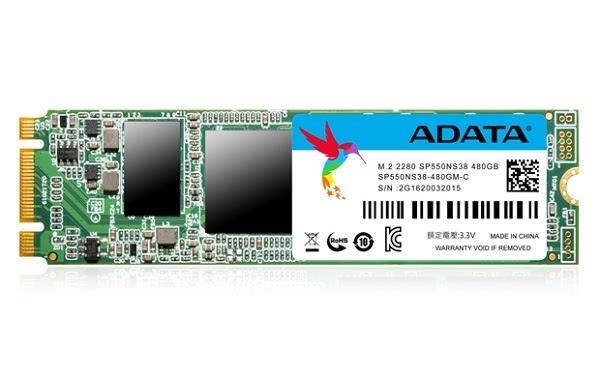 威刚发布Premier SP550 M.2 2280 SATA SSD新品的照片 - 5