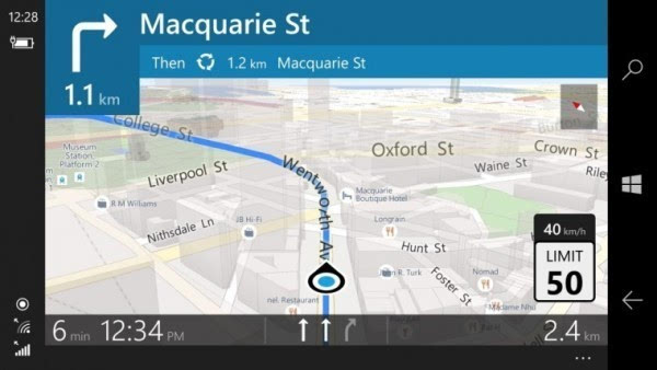 Windows Maps重大更新 并带来HERE迁移工具的照片 - 1