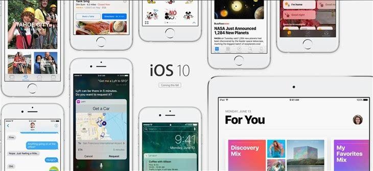 比以前好用 老款iPad升级iOS 10体验的照片 - 2