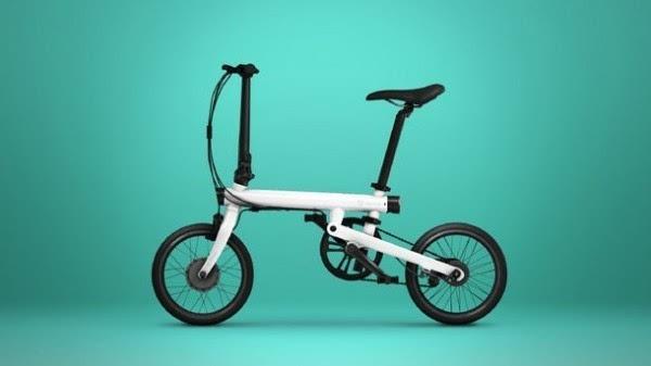 年轻人的第一款助力车:小米米家电助力折叠自行车发布的照片 - 2