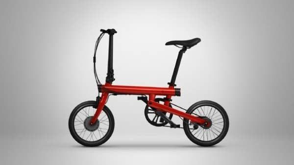 年轻人的第一款助力车:小米米家电助力折叠自行车发布的照片 - 3