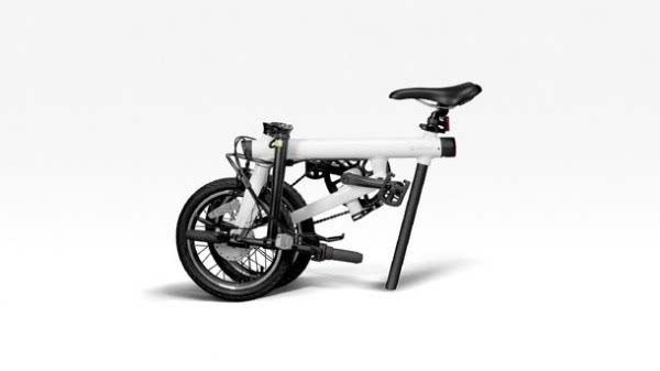 年轻人的第一款助力车:小米米家电助力折叠自行车发布的照片 - 5