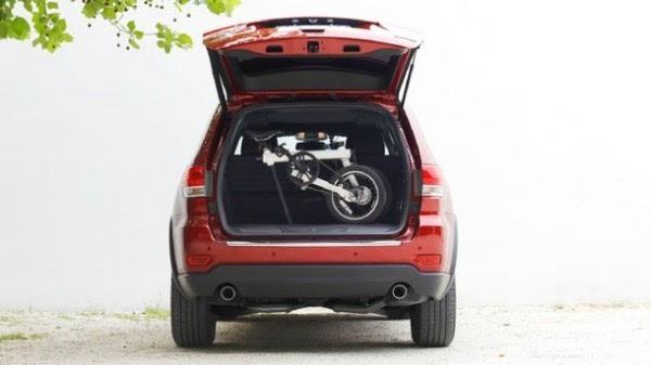 年轻人的第一款助力车:小米米家电助力折叠自行车发布的照片 - 6