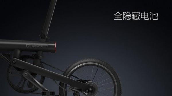 年轻人的第一款助力车:小米米家电助力折叠自行车发布的照片 - 7