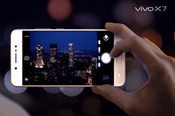 宋仲基代言全新TVC公布:vivo X7真机&自拍样张亮相的照片 - 3