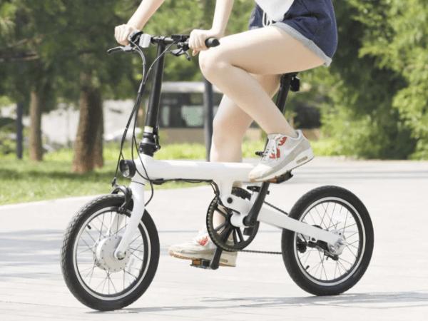 小米米家助力自行车众筹火速达成的照片 - 1