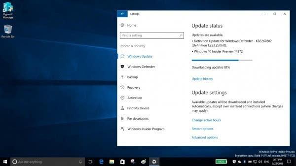 Windows 10 Build 14372发布:新增Evernote扩展的照片 - 2