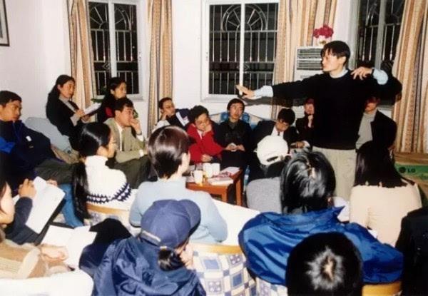 马云珍贵老照片:从中国黄页到阿里上市他经历了什么的照片 - 7