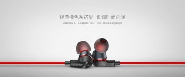 红与黑的碰撞:努比亚发布新款圈铁耳机 售价99元的照片 - 7
