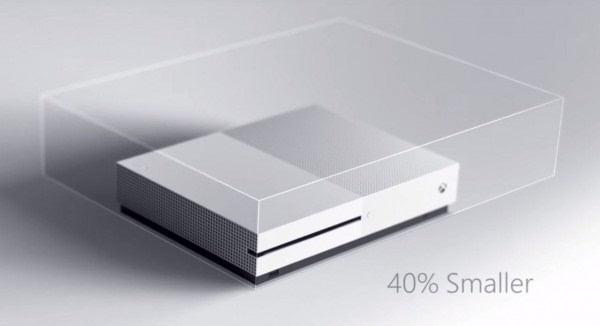 玩家质疑Xbox One S虚假宣传:根本没那么小的照片 - 1