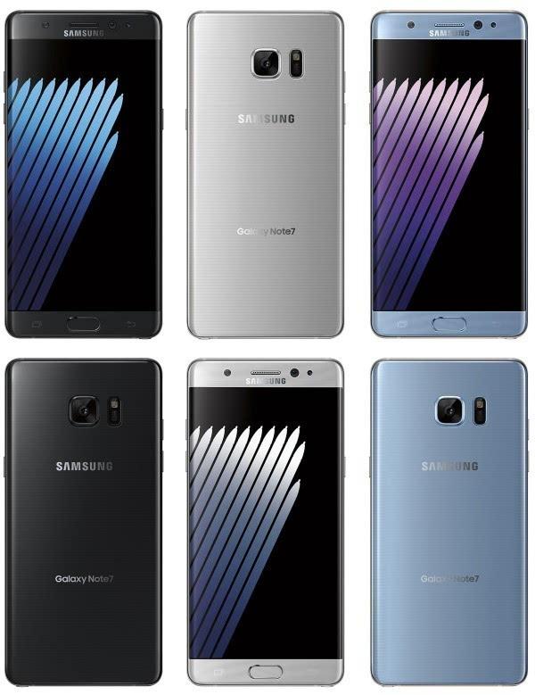三星galaxy note2蓝_三星Galaxy Note 7渲染图首曝 很像S7 Edge | N软网