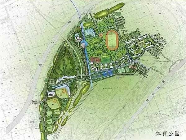 據規劃內容,該公園位于臨平新城太平環線內,緊鄰東田擎天半島,星橋惠圖片