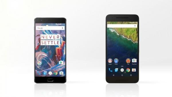 现在买一加3还是过几个月买Nexus 6P?的照片 - 1