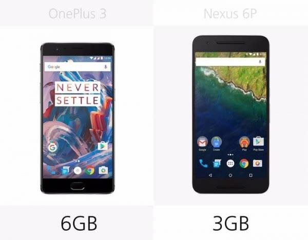 现在买一加3还是过几个月买Nexus 6P?的照片 - 13