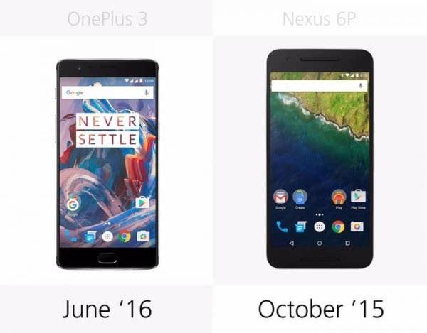 现在买一加3还是过几个月买Nexus 6P?的照片 - 24