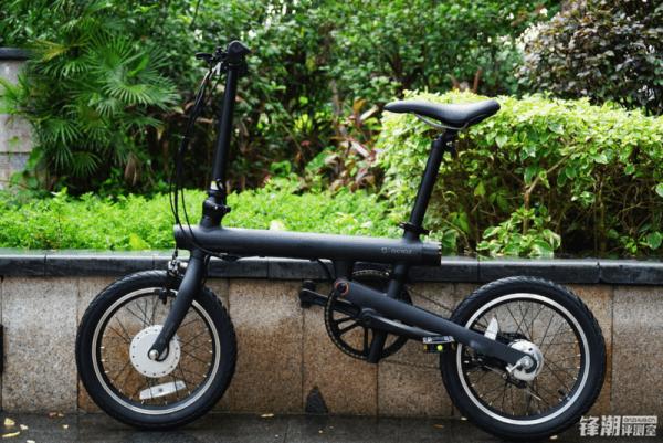 老司机的第一辆电助力车:小米米家电助力自行车图赏的照片 - 1