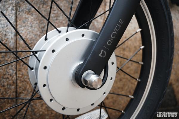 老司机的第一辆电助力车:小米米家电助力自行车图赏的照片 - 11