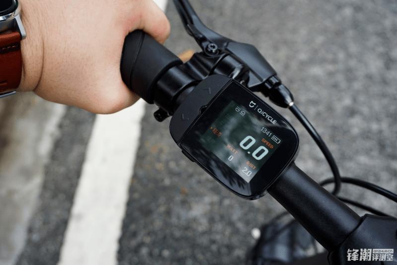 老司机的第一辆电助力车:小米米家电助力自行车图赏的照片 - 20