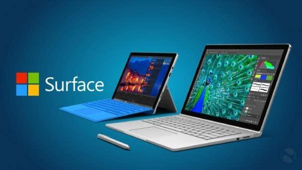 传微软Surface Phone与一体机等新产品延期到明年推出的照片