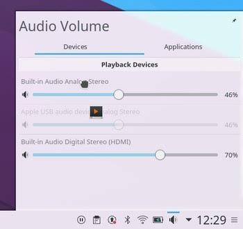 KDE Plasma 5.7桌面环境正式版发布的照片 - 5