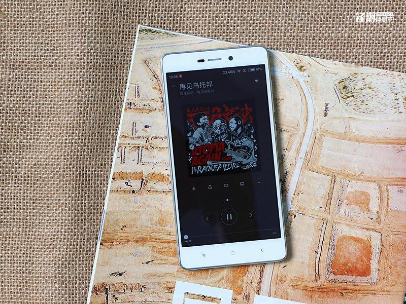 加量不加价:红米手机3S性能评测的照片 - 21