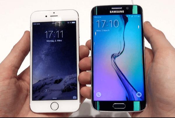 Galaxy S7表现抢眼 三星目前在三方面压制苹果的照片 - 1