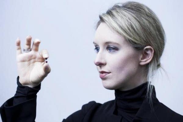 """美女创始人被""""禁赛"""":硅谷创业明星崩溃边缘的照片"""