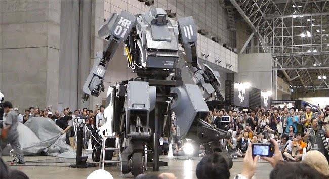 盘点全球最先进的十大仿人机器人的照片 - 1