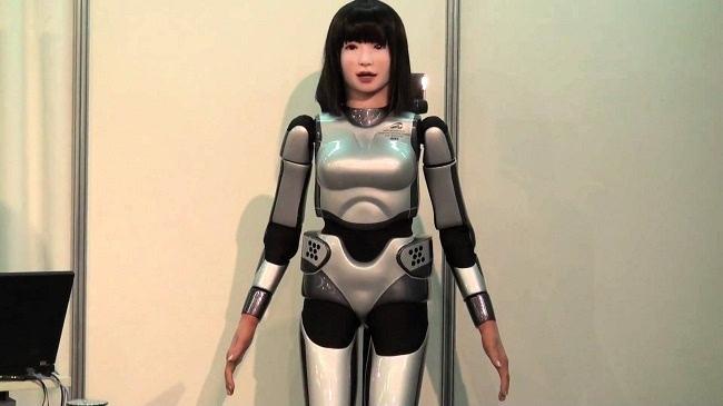 盘点全球最先进的十大仿人机器人的照片 - 2