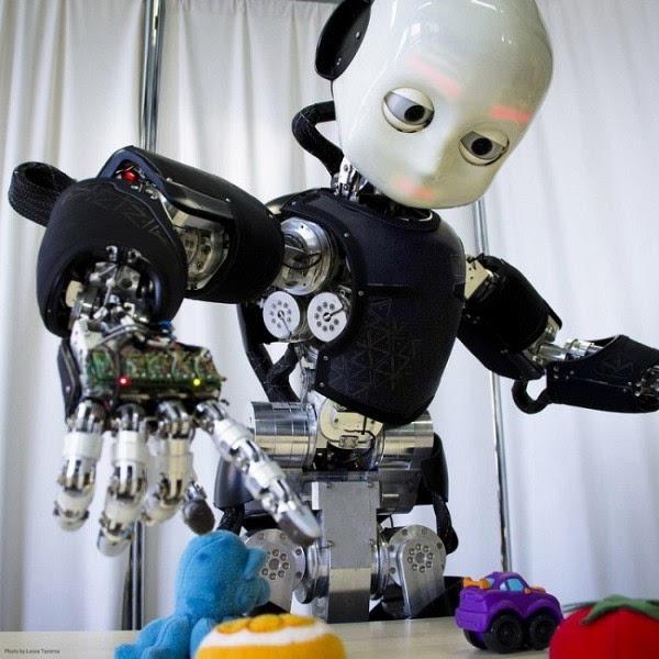 盘点全球最先进的十大仿人机器人的照片 - 3