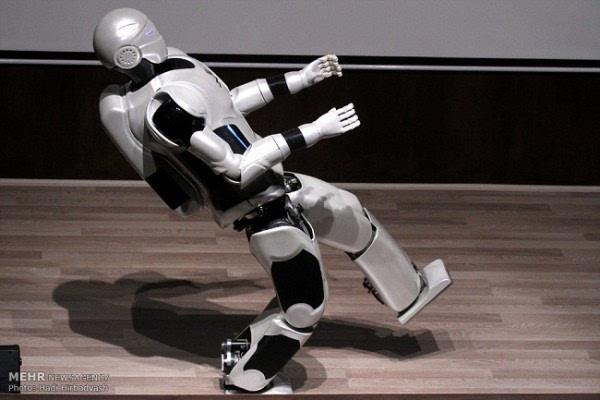 盘点全球最先进的十大仿人机器人的照片 - 5
