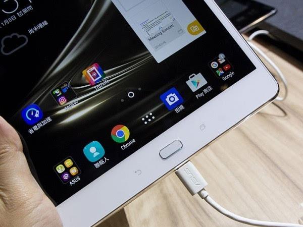 华硕发布ZenPad 3S 10平板电脑 配备9.7英寸2K显示屏的照片 - 6