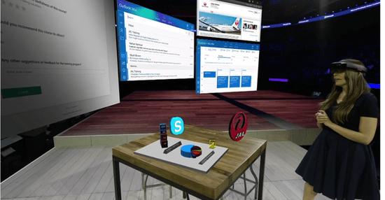 微软CEO纳德拉:AI与AR会成为我们的新引擎的照片 - 1