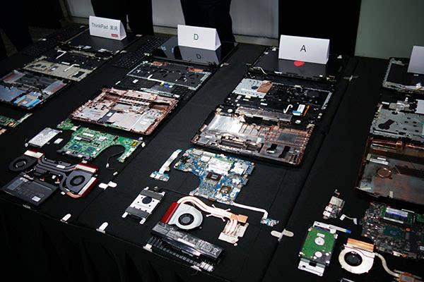 进军电竞 联想推出ThinkPad黑将S5游戏本的照片 - 2