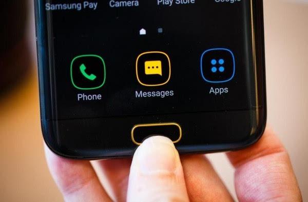 三星Galaxy S7 Edge奥运限量版图赏的照片 - 2