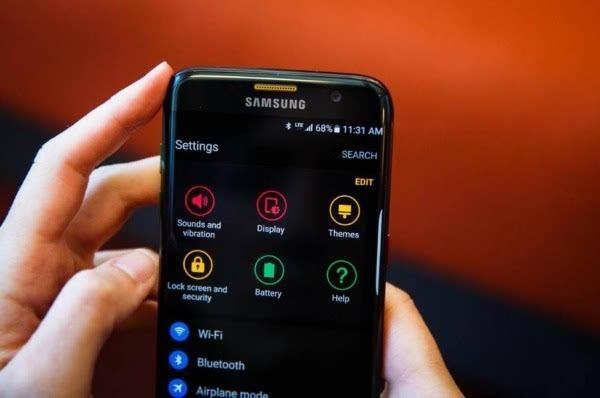 三星Galaxy S7 Edge奥运限量版图赏的照片 - 7