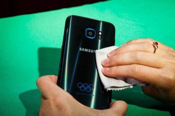 三星Galaxy S7 Edge奥运限量版图赏的照片 - 11